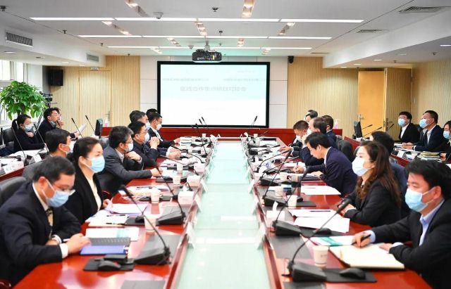 中国能建葛洲坝集团与中国农业银行掀开合作共赢新篇章