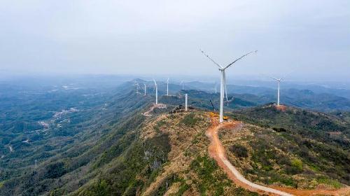 碳达峰碳中和丨葛洲坝电力:近300个新能源项目助力低碳发展
